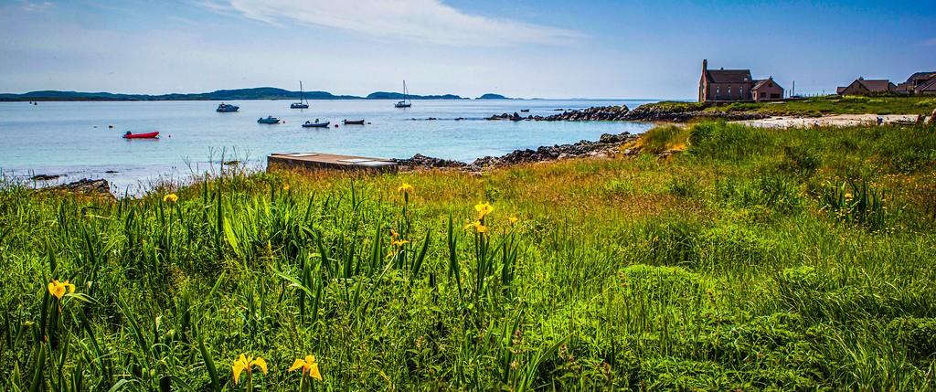 苏格兰美景,礁石海景_图1-29