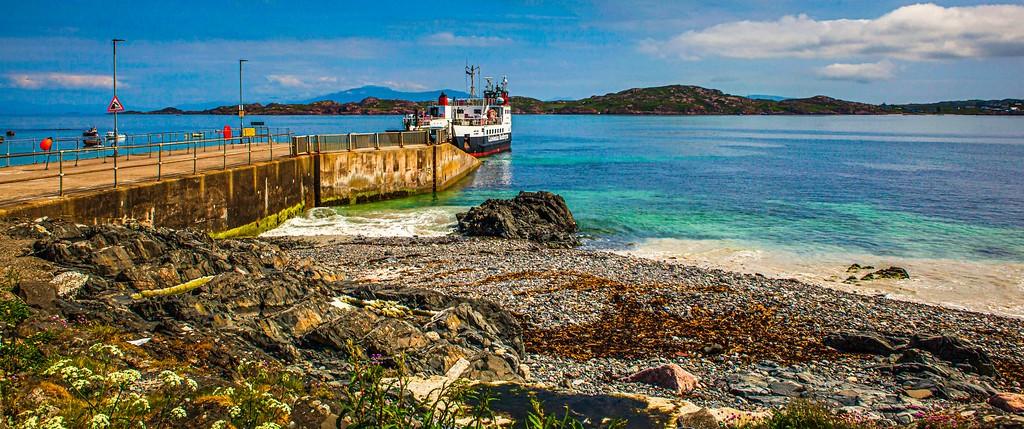 苏格兰美景,礁石海景_图1-31