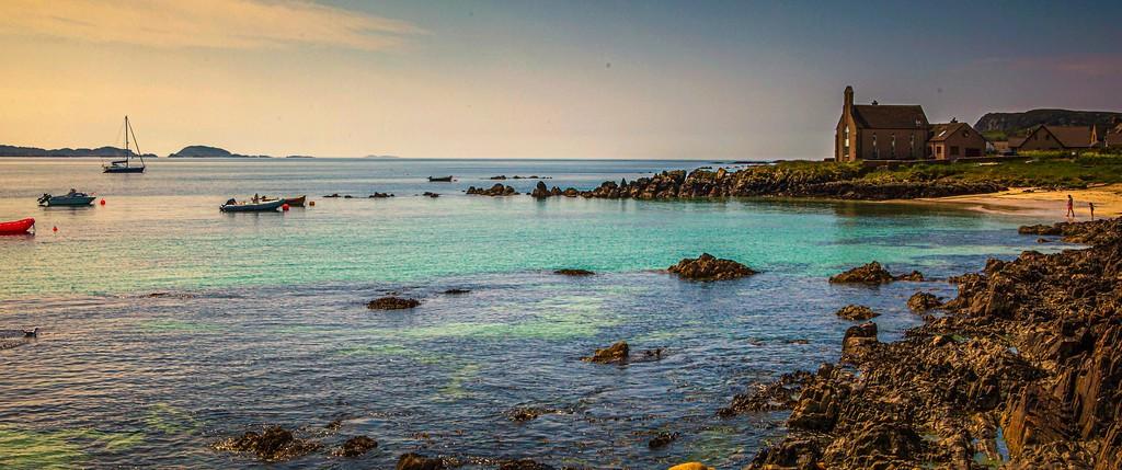 苏格兰美景,礁石海景_图1-34