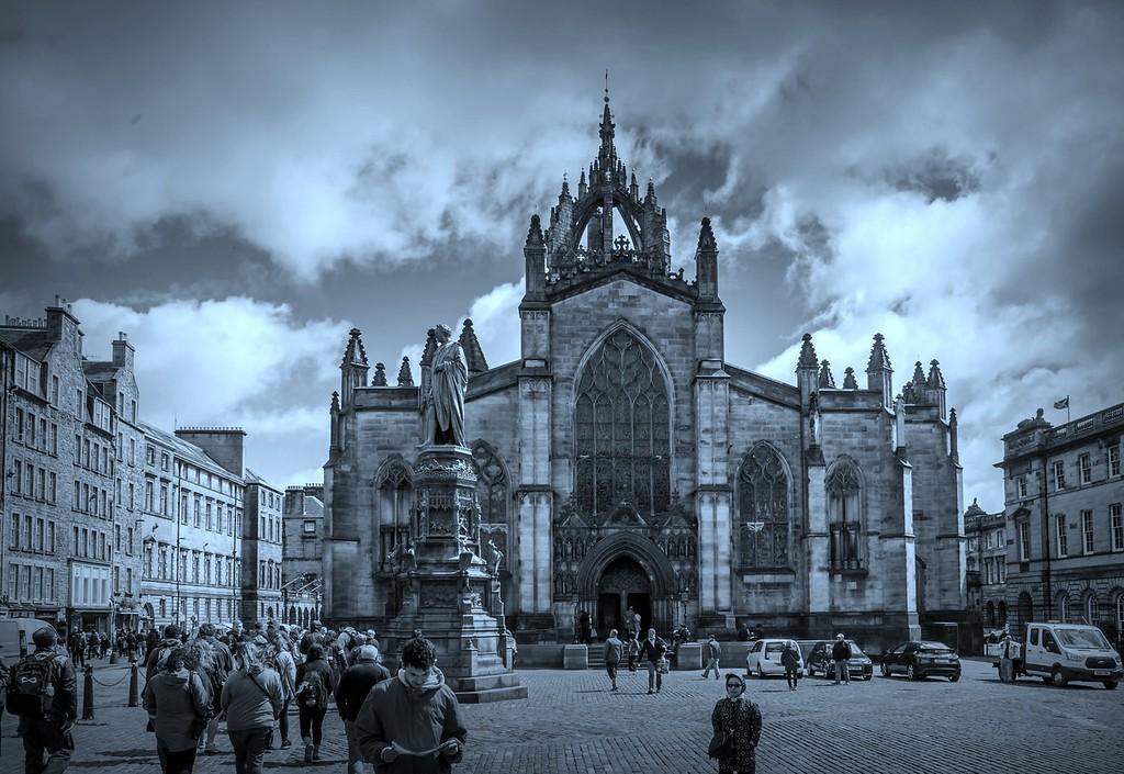 苏格兰爱丁堡,很有格调_图1-16