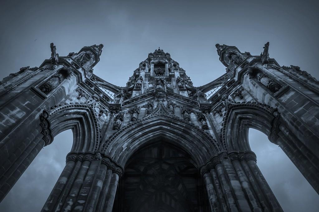 苏格兰爱丁堡,很有格调_图1-1