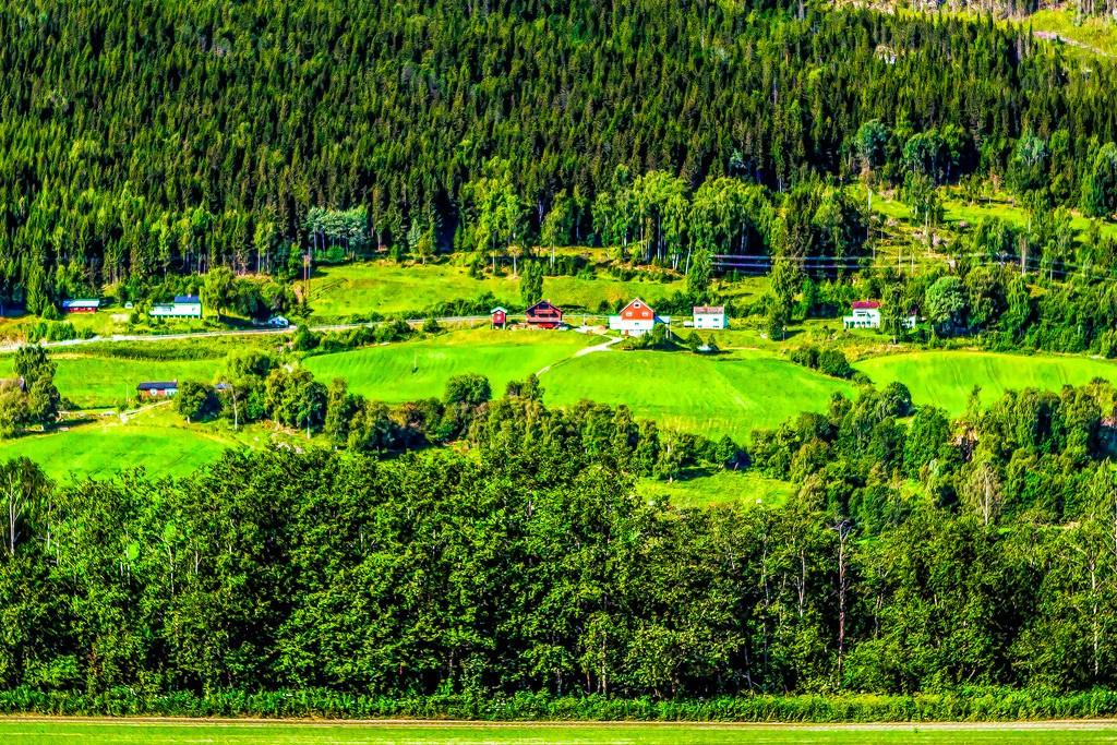 北欧风光,迷人景象_图1-16