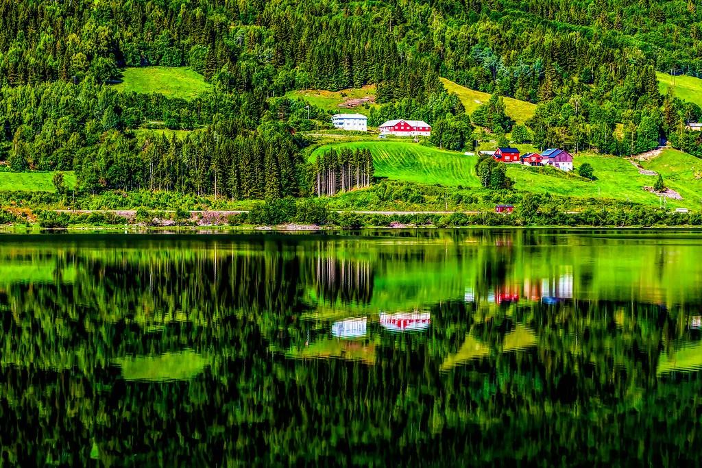 北欧风光,迷人景象_图1-13
