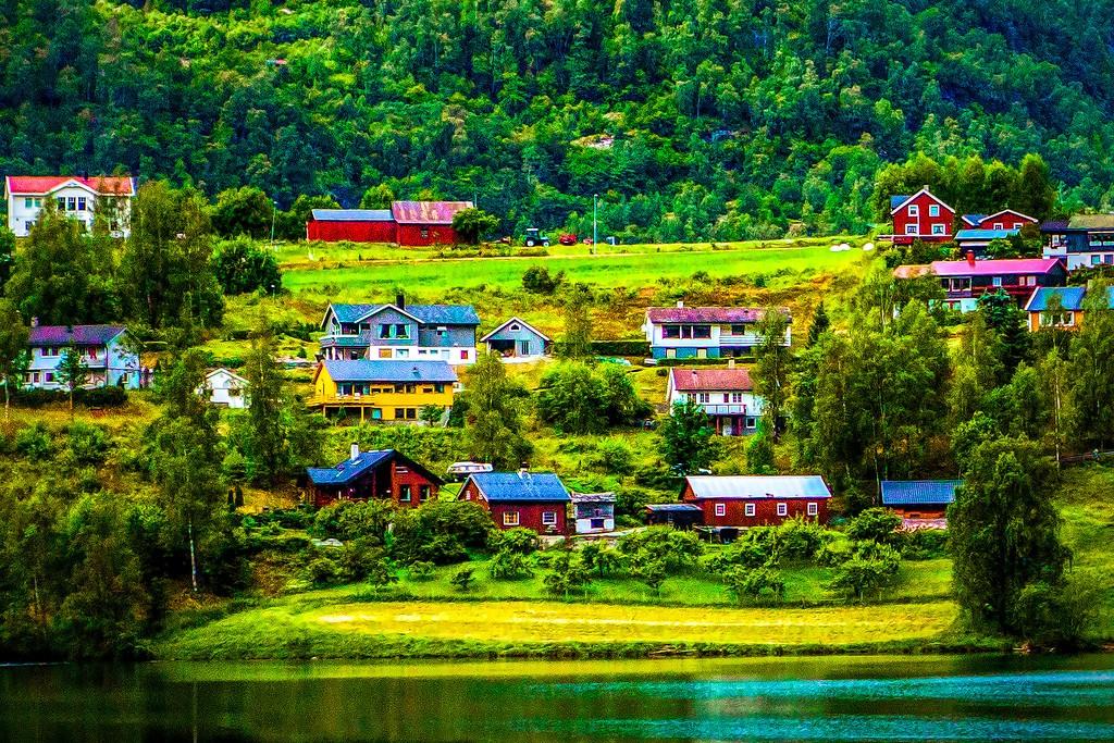 北欧风光,迷人景象_图1-11