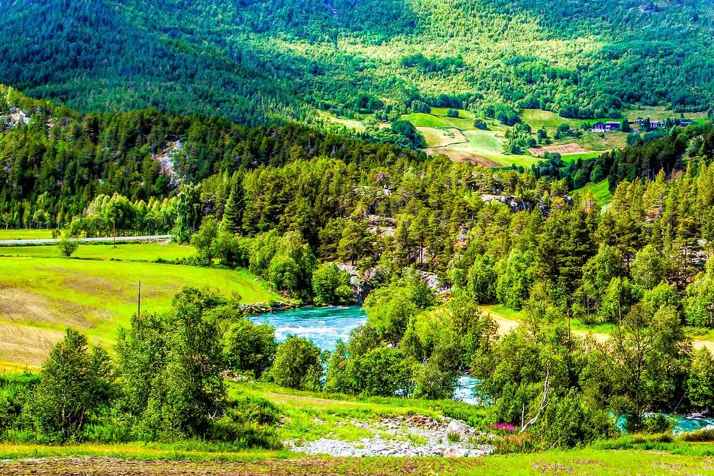 北欧风光,迷人景象_图1-19