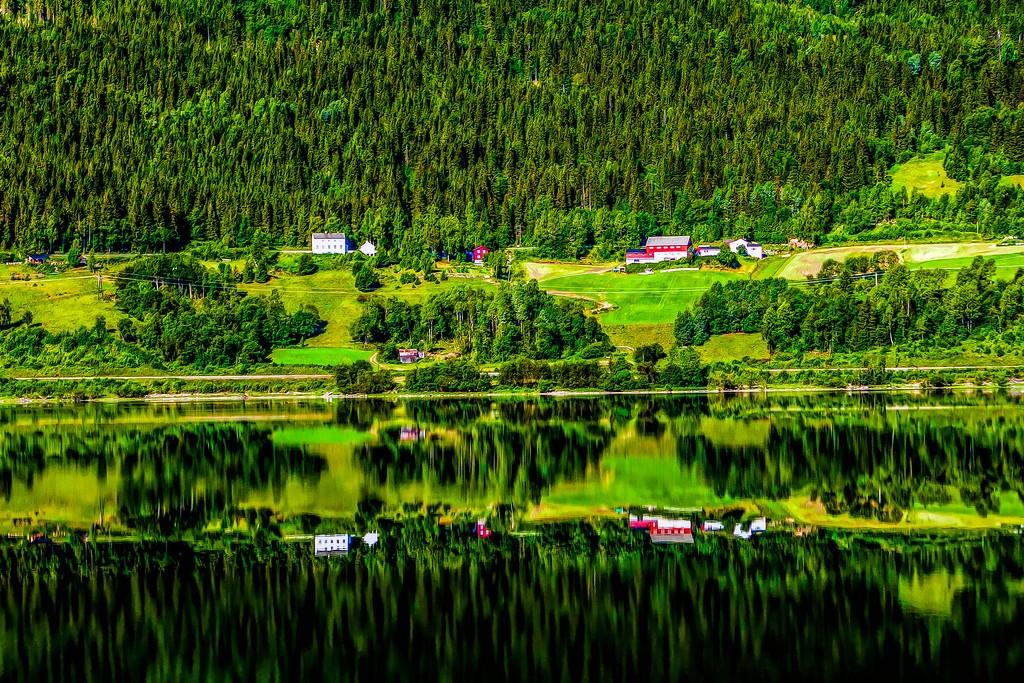 北欧风光,迷人景象_图1-28