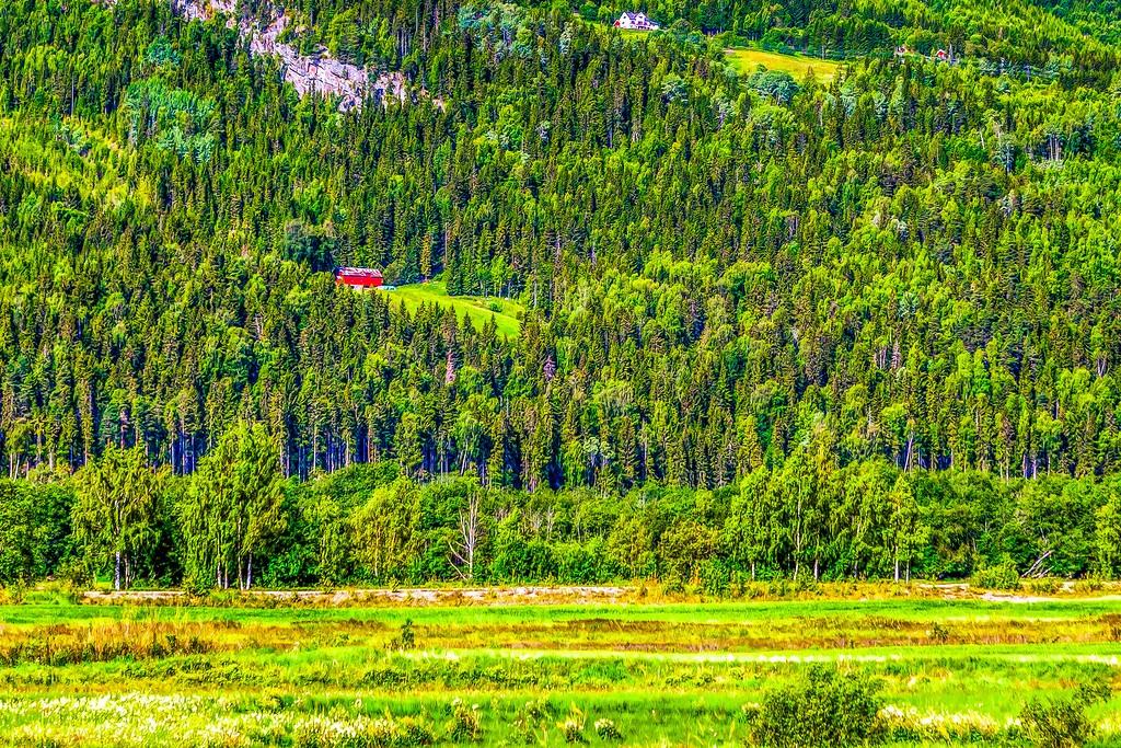 北欧风光,迷人景象_图1-24