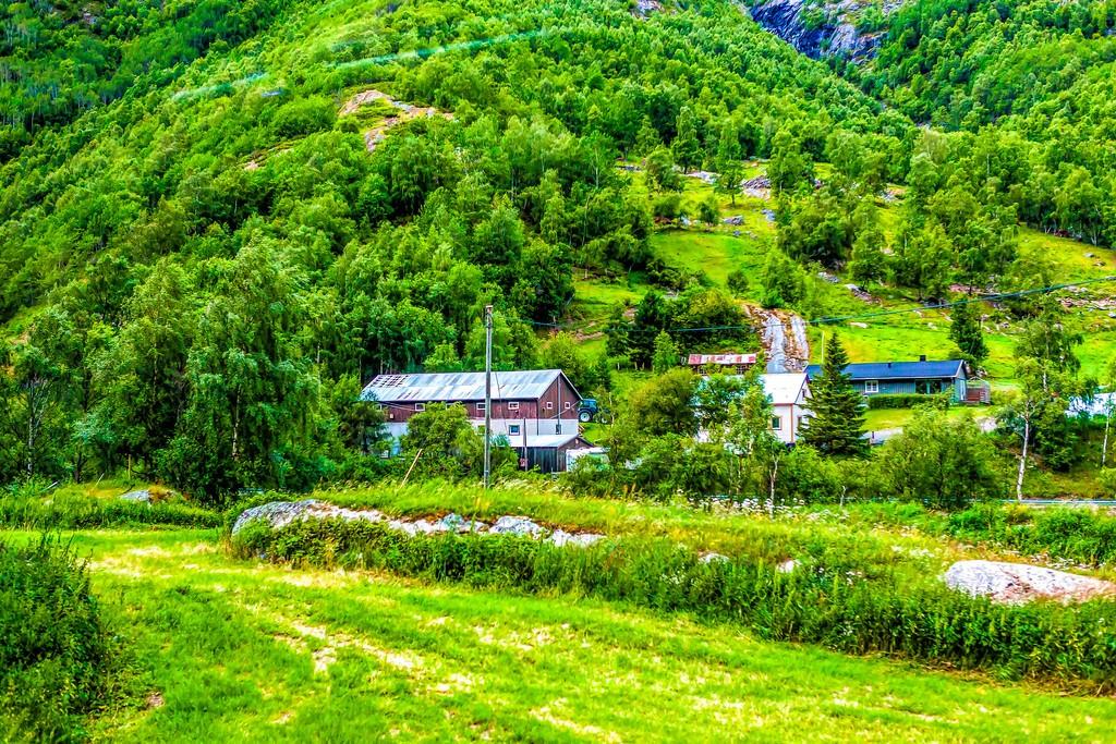 北欧风光,迷人景象_图1-21