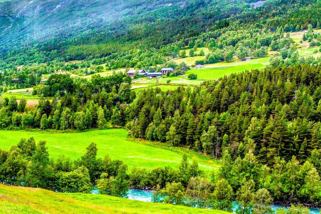 北欧风光,迷人景象_图1-30