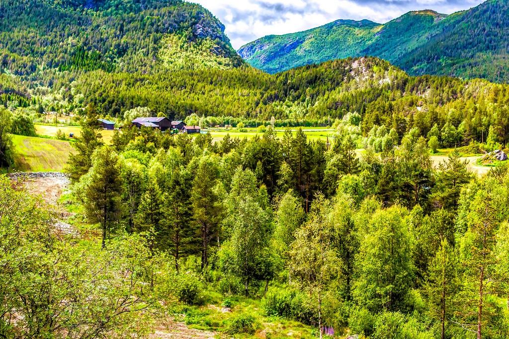 北欧风光,迷人景象_图1-39
