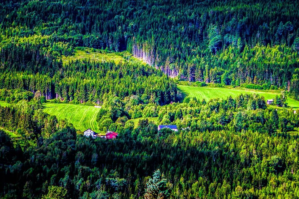 北欧风光,迷人景象_图1-40