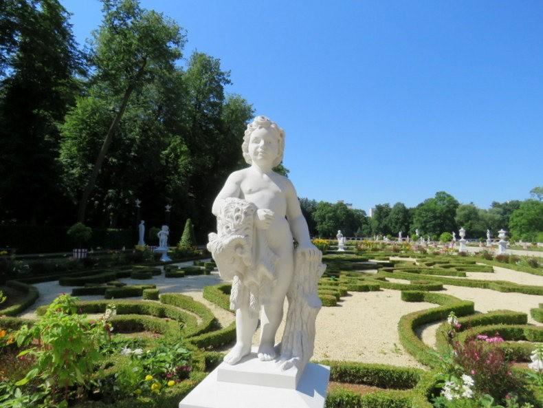 比亚韦斯托克的布兰尼基花园_图1-6