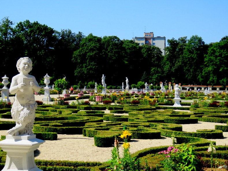比亚韦斯托克的布兰尼基花园_图1-15