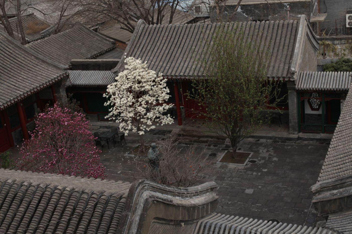 北京南锣鼓巷雨儿胡同齐白石故居_图1-2