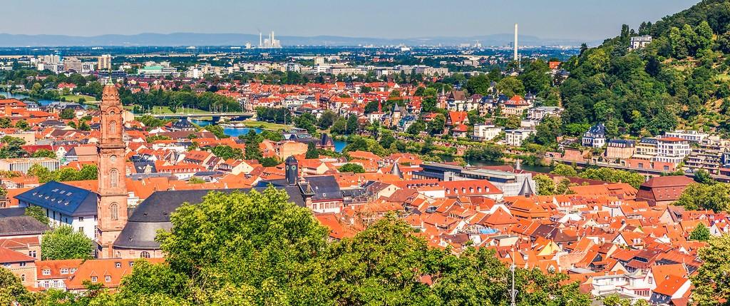 德国曼海姆(Mannheim),小城漫步_图1-21