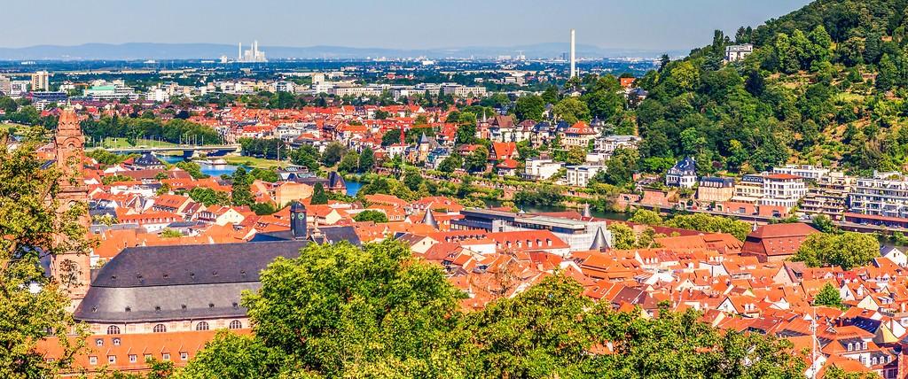 德国曼海姆(Mannheim),小城漫步_图1-19
