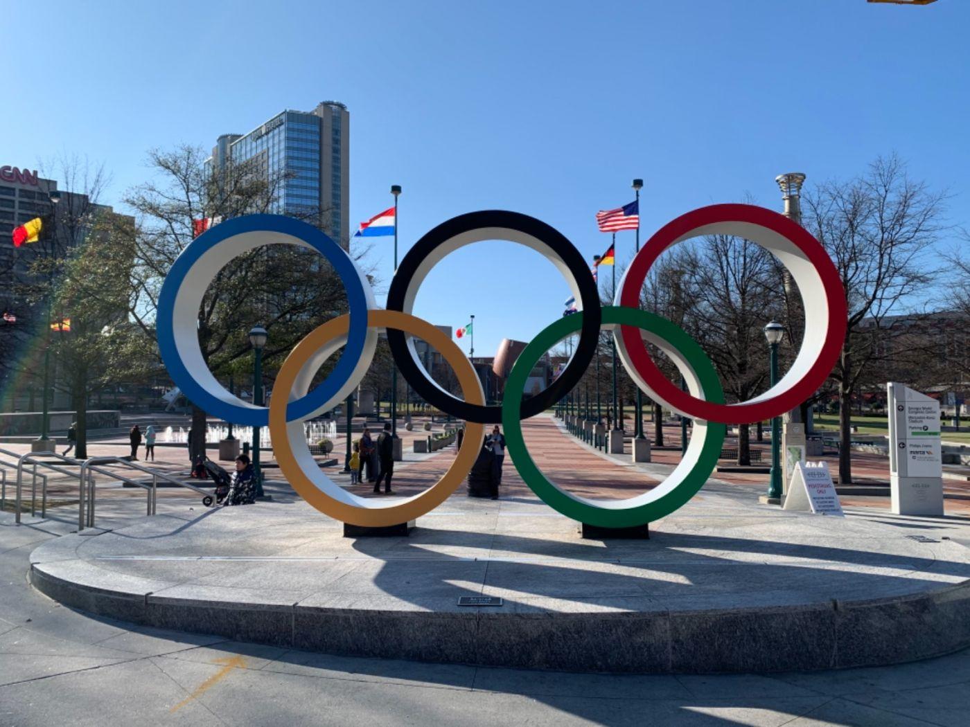 亚特兰大百年奥运公园_图1-2