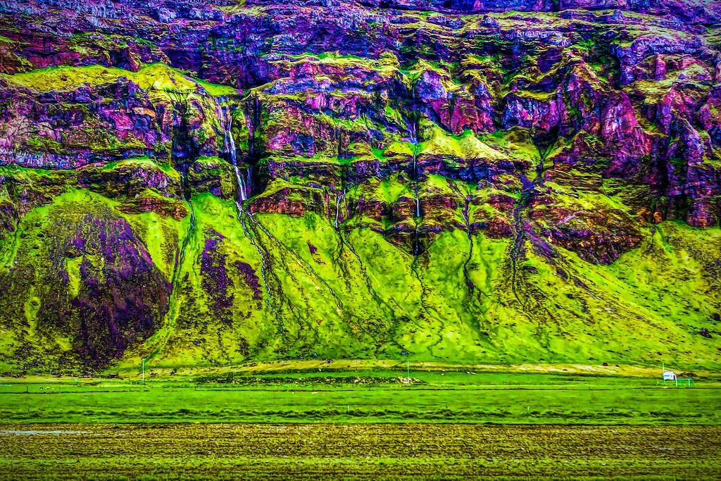 冰岛风采,大山彩裙_图1-31