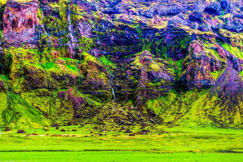 冰岛风采,大山彩裙_图1-32