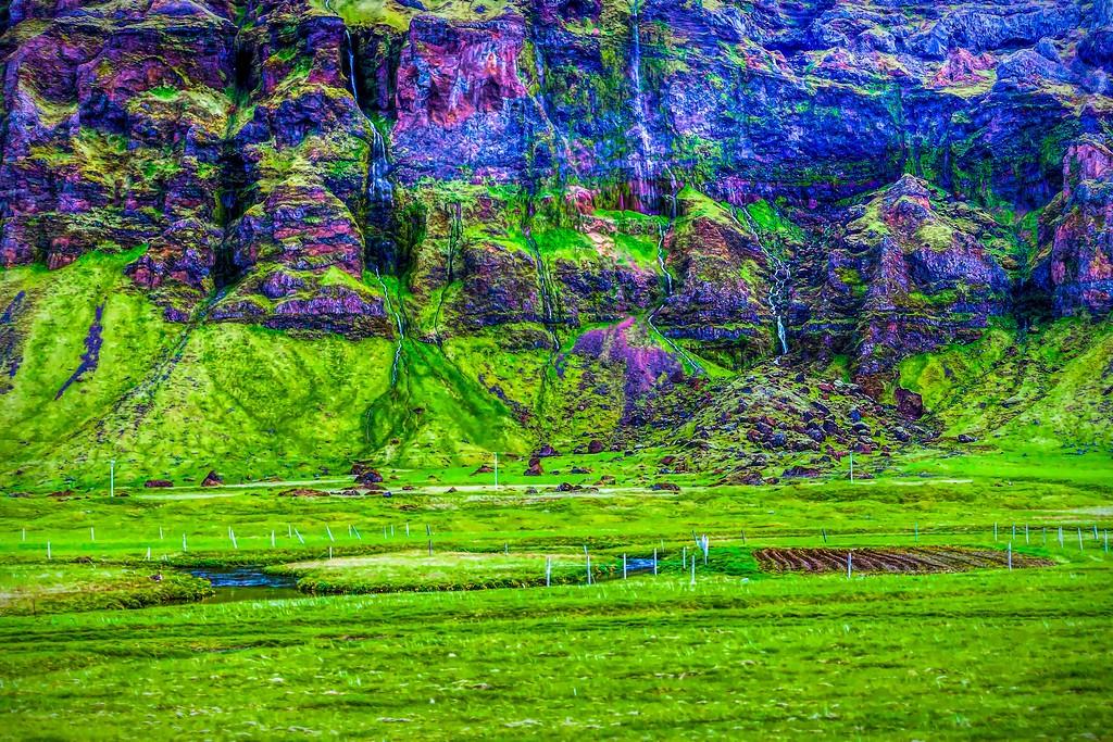 冰岛风采,大山彩裙_图1-21