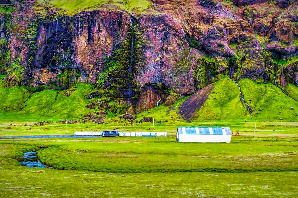 冰岛风采,大山彩裙_图1-23