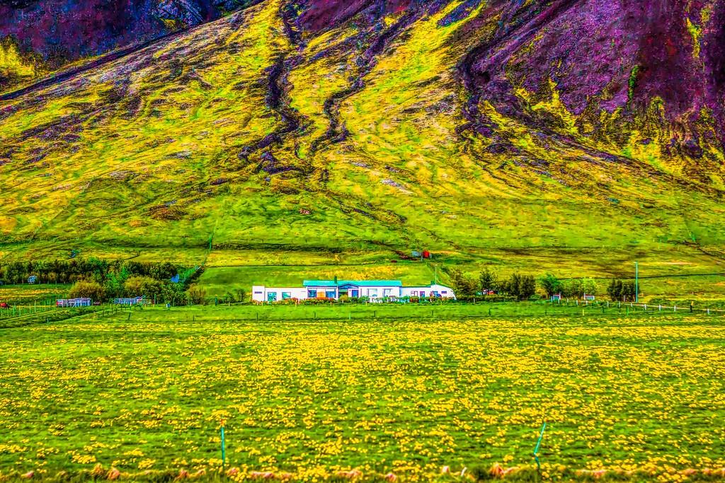 冰岛风采,大山彩裙_图1-24