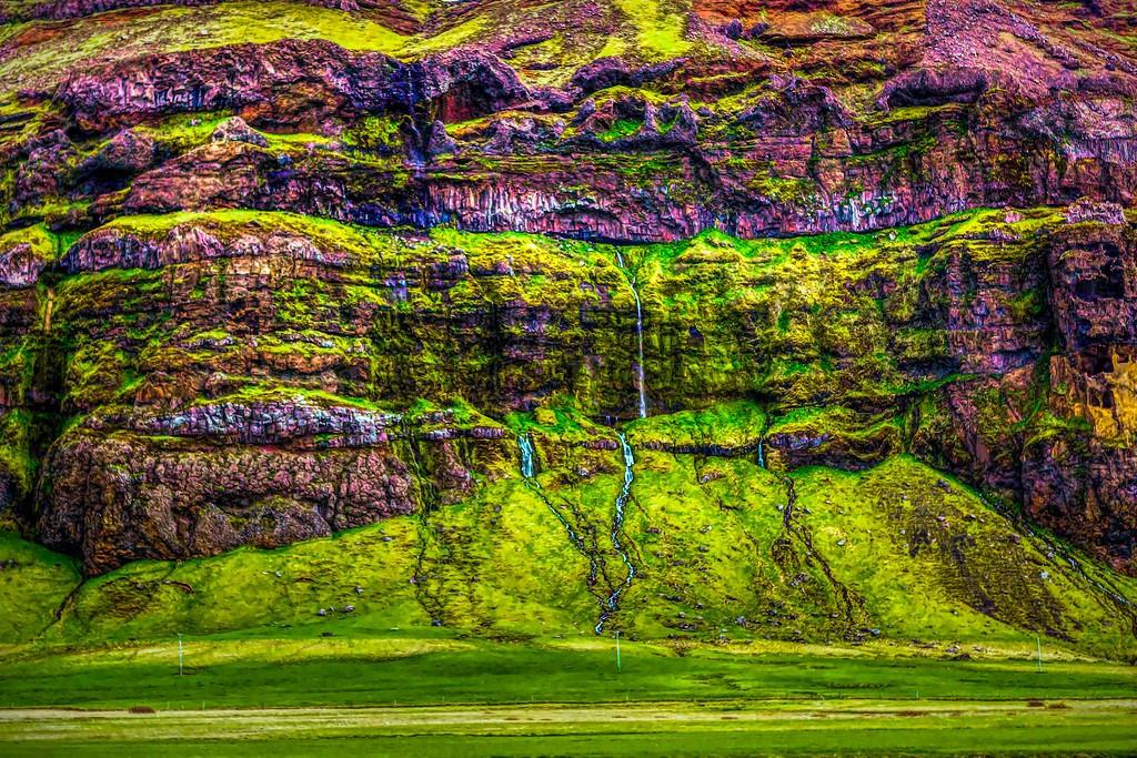 冰岛风采,大山彩裙_图1-13