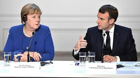 法国总统马克龙呼吁白俄罗斯独裁者卢卡申科下台!_图1-1