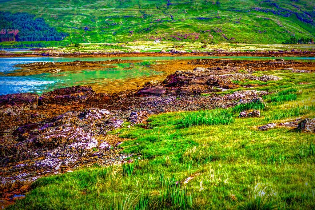 苏格兰美景,眼前景色_图1-2