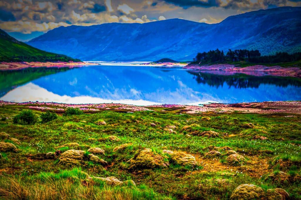 苏格兰美景,眼前景色_图1-8