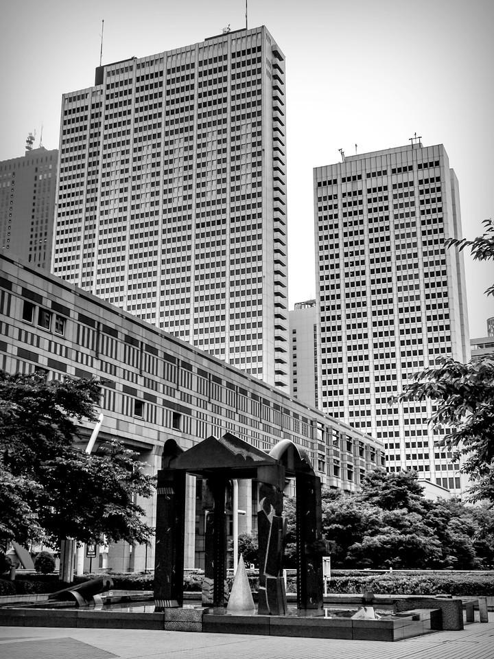 日本印象,摩天大厦_图1-32