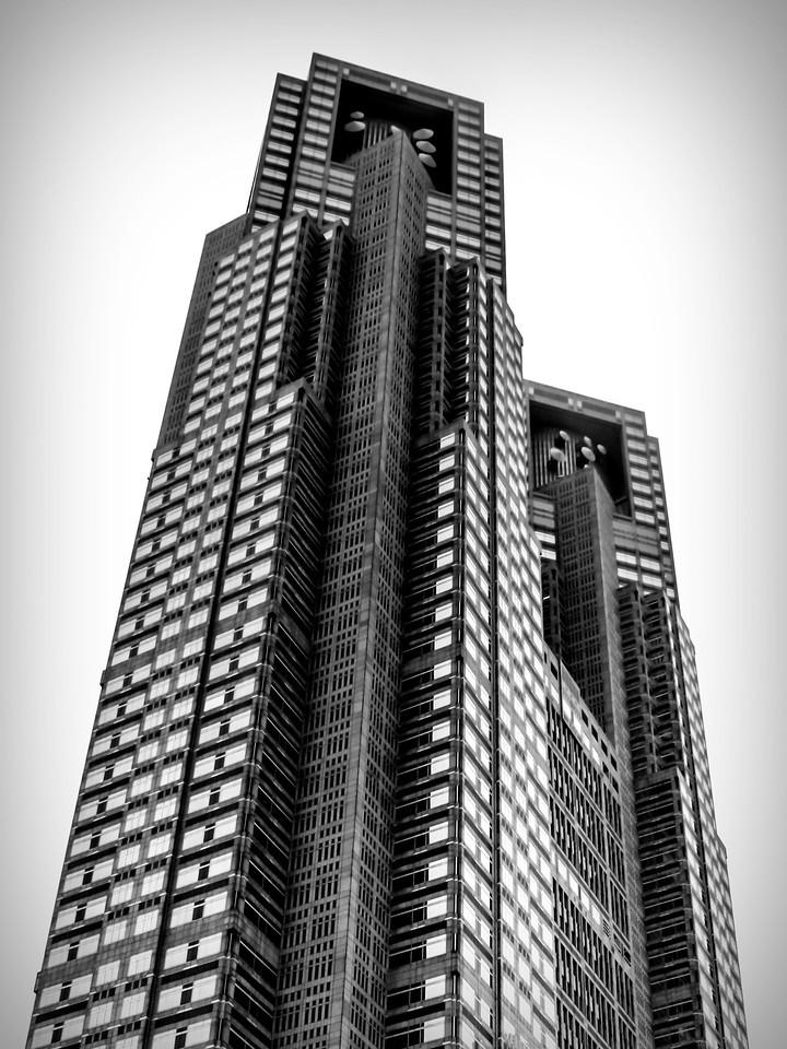 日本印象,摩天大厦_图1-36