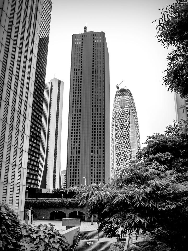 日本印象,摩天大厦_图1-35