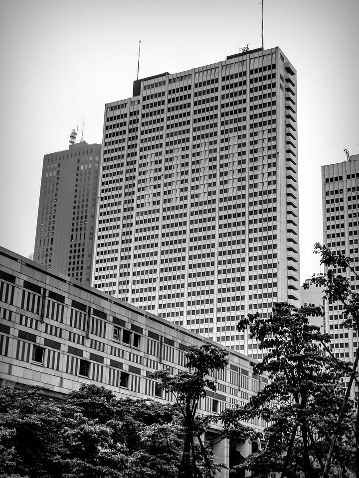 日本印象,摩天大厦_图1-34