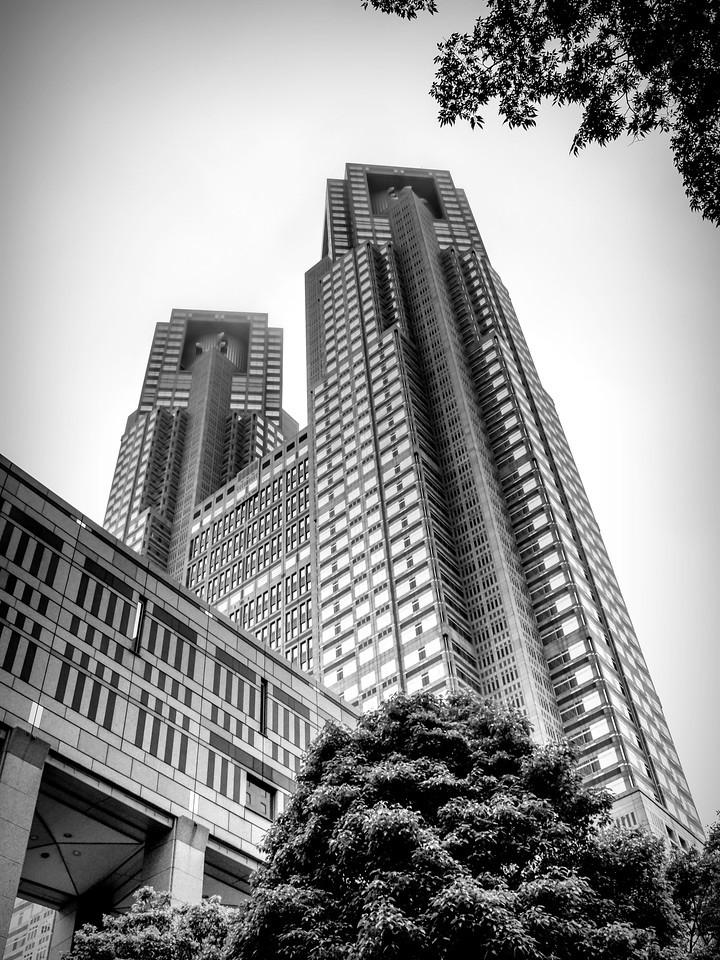 日本印象,摩天大厦_图1-25