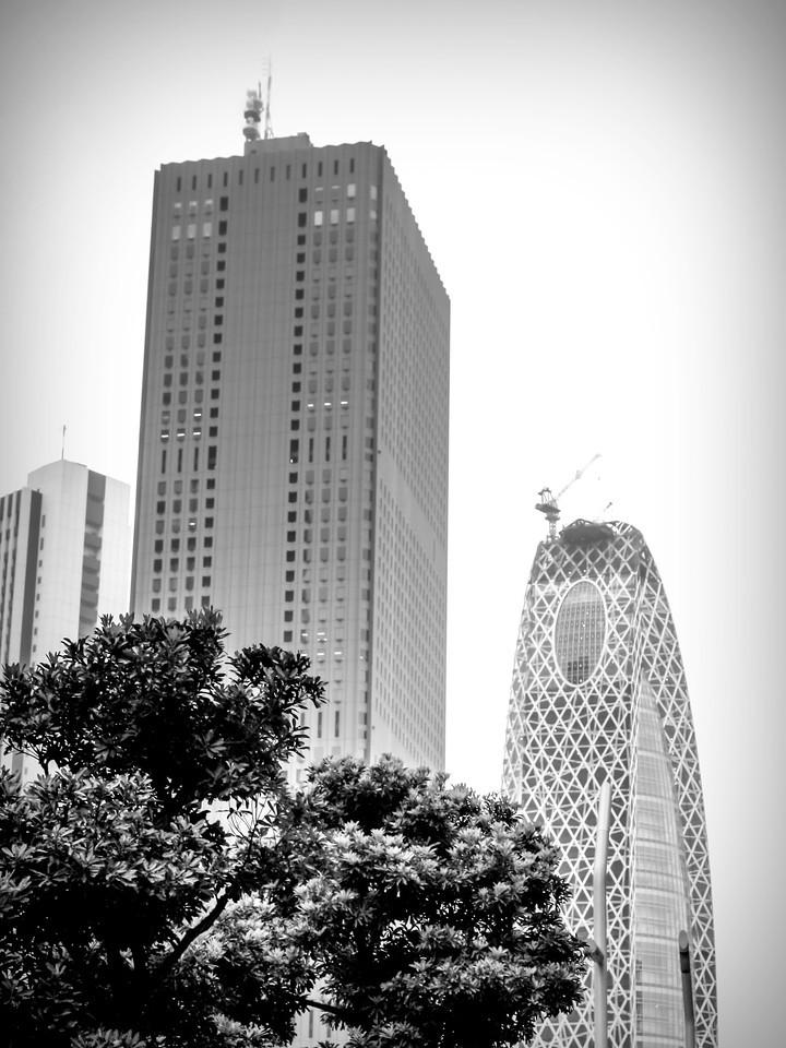 日本印象,摩天大厦_图1-23
