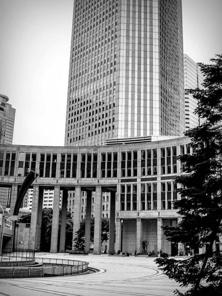 日本印象,摩天大厦_图1-22