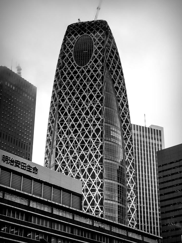 日本印象,摩天大厦_图1-1