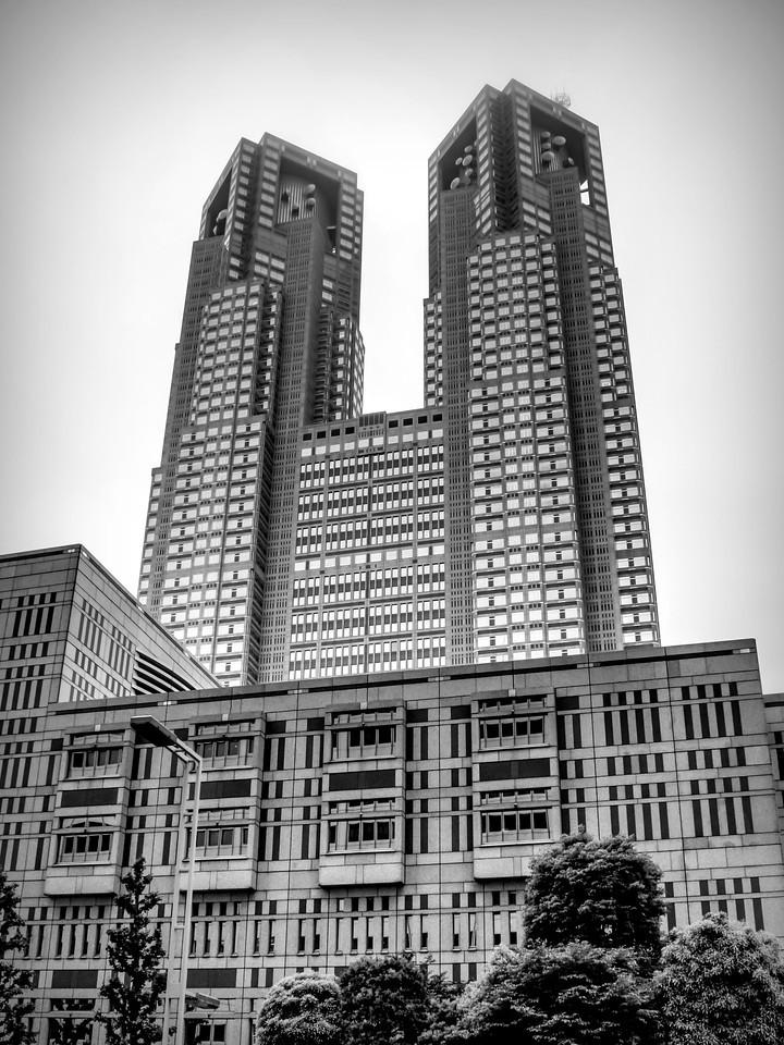 日本印象,摩天大厦_图1-2