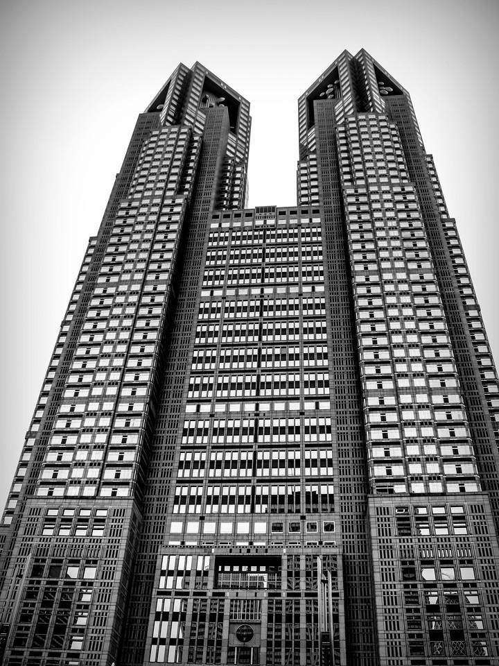 日本印象,摩天大厦_图1-4