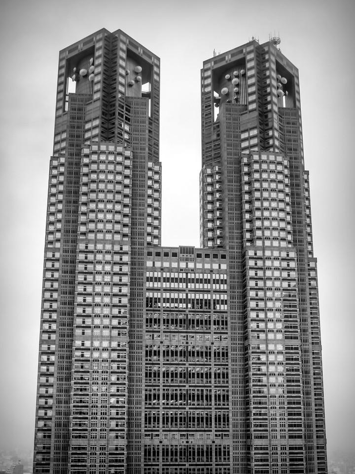 日本印象,摩天大厦_图1-6