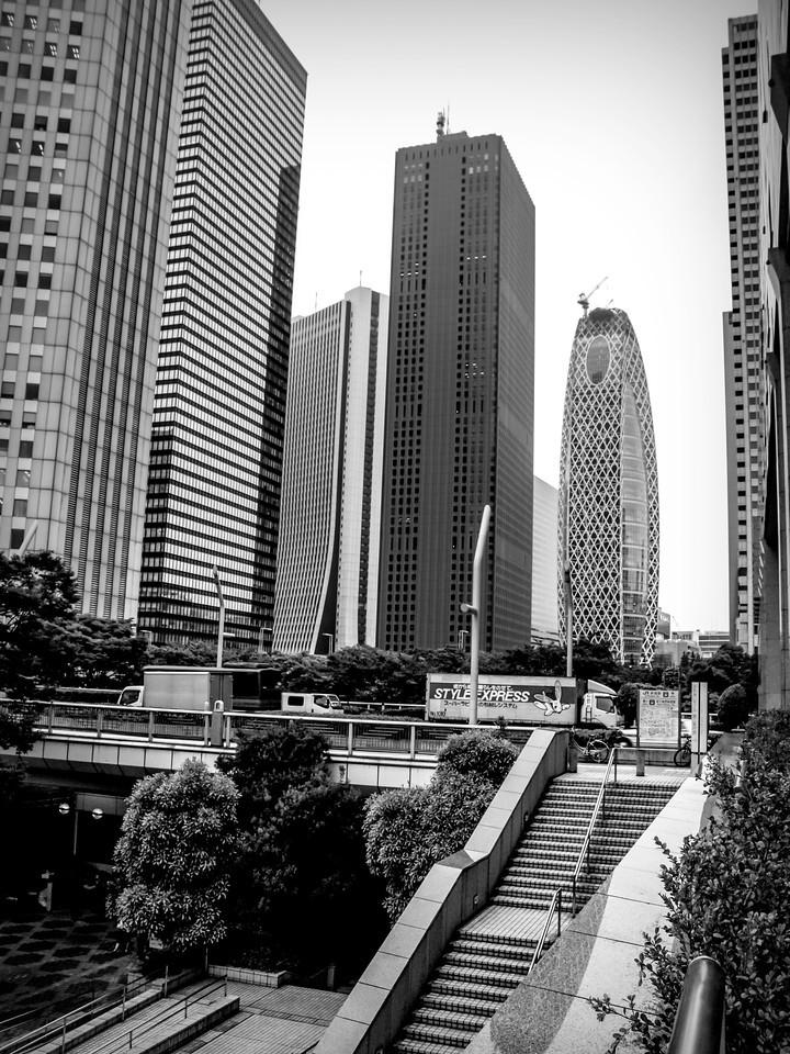 日本印象,摩天大厦_图1-8
