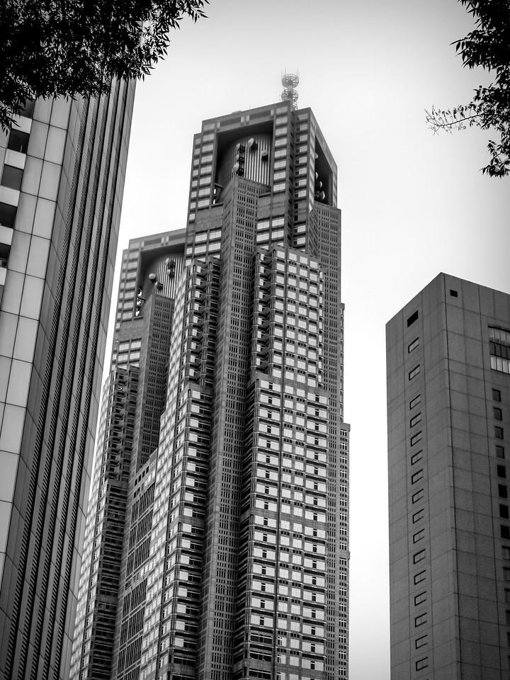 日本印象,摩天大厦_图1-18