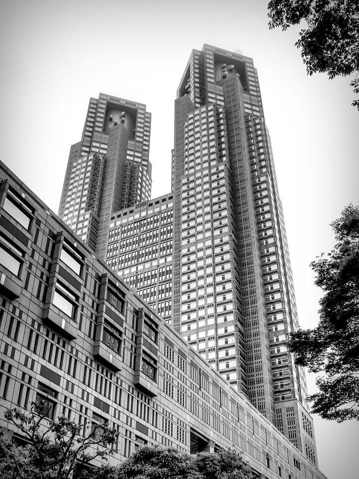 日本印象,摩天大厦_图1-20