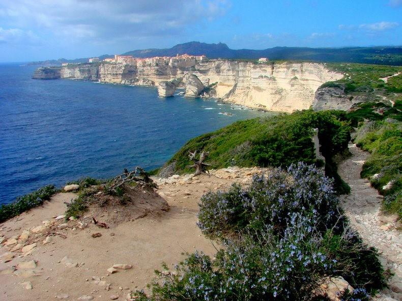 科西嘉岛游荡之-博尼法西奥_图1-26