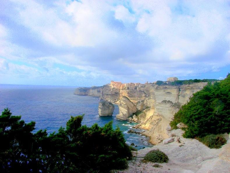 科西嘉岛游荡之-博尼法西奥_图1-33
