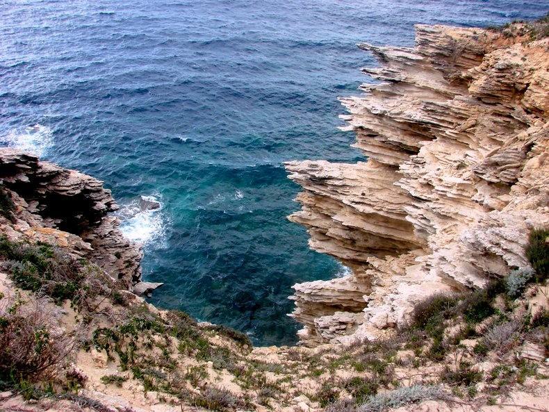 科西嘉岛游荡之-博尼法西奥_图1-37