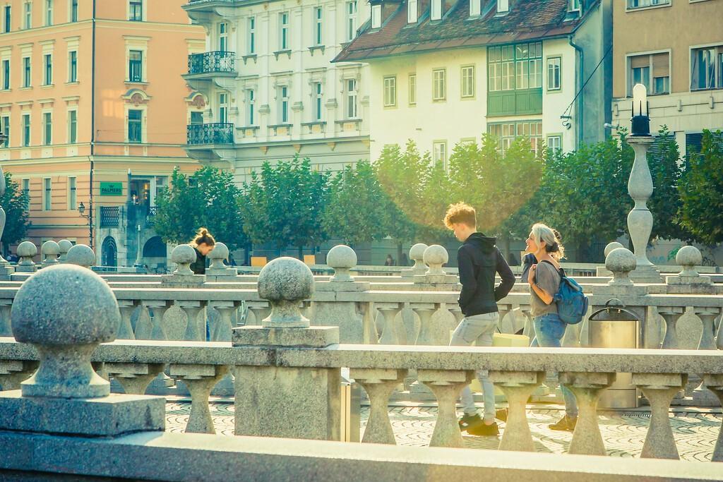 斯洛文尼亚首都卢布尔雅那(Ljubljana), 城市风貌_图1-27