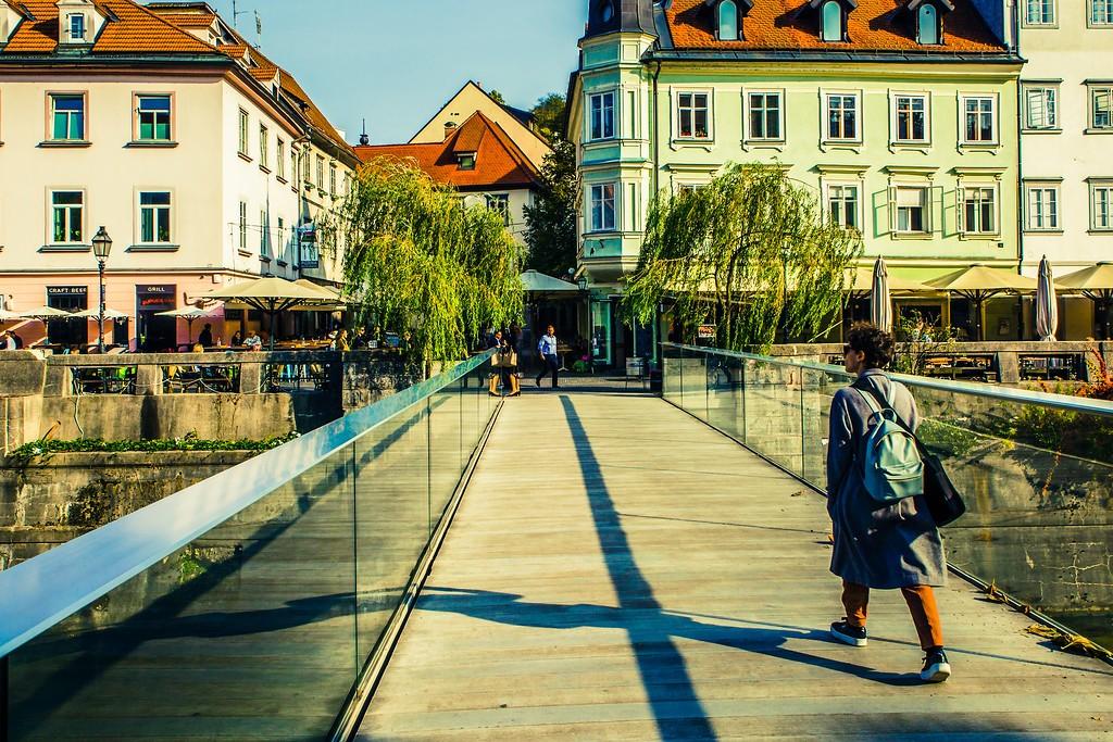 斯洛文尼亚首都卢布尔雅那(Ljubljana), 城市风貌_图1-13