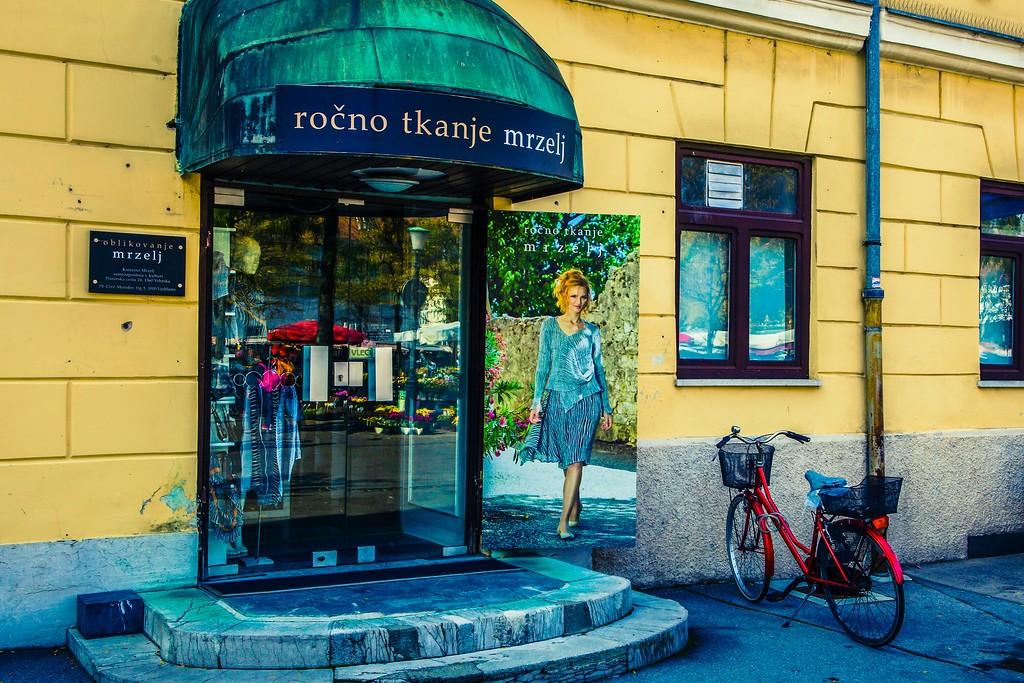 斯洛文尼亚首都卢布尔雅那(Ljubljana), 城市风貌_图1-7
